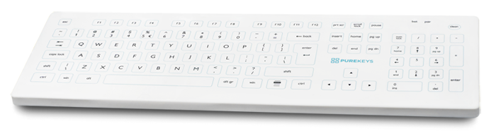 ergonoomiline nurk klaviatuur